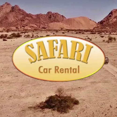 Safari Car Rental Promotional Video